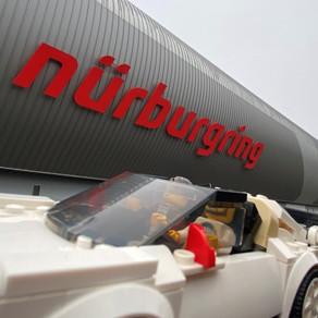 Mit dem Audi Speed Champions und einem PORSCHE zum Nürburgring!