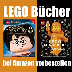 LEGO Bücher bei Amazon vorbestellen