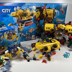 LEGO City 60263 Mini-U-Boot für Meeresforscher im Review