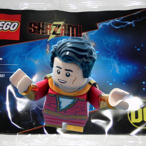 LEGO DC: Shazam-Magic & Monsters Film. Ein exklusives Polybag?