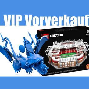 VIP Vorverkauf am 16. oder 17. Januar 2020! LEGO 10272 CREATOR EXPERT Old Trafford-Manchester United