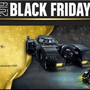 LEGO Black Friday - 1989 Batmobile™ - 76139 online! und Angebote