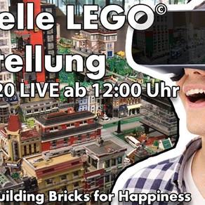 Virtuelle LEGO Ausstellung 02.05.2020 Live ab 12 Uhr