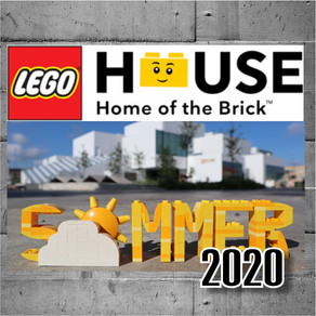 LEGO House - Sommer time - Sommerzeit 2020