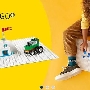 2000 Stück  LEGO Classics 11010 Weiße Bauplatte - myToys Gratis ab 24,99 Euro