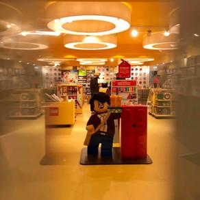 LEGO Store Hannover: Bilder :-) die Eröffnung ist am 3. Dezember 2020