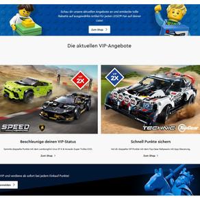 Doppelte VIP Punkte - LEGO Online Shop - es geht günstiger