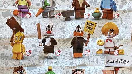 LEGO 71030 Looney Tunes: 12 Zeichentrick-Minifiguren Bilder sind da!