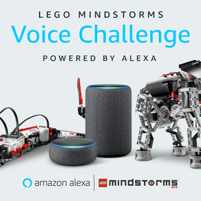LEGO® Mindstorms und Amazon Alexa stellen sich der Herausforderung der sprachbasierten Robotik
