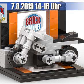 LEGO Harley-Davidson Mini Motorcycle - 07.08.2019 von 14-16 Uhr Lego Store Köln