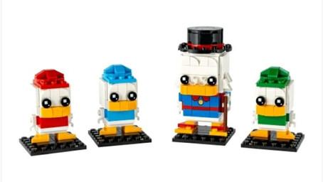 NEWS!!! LEGO BrickHeadz und Neue Harry Poter Minifiguren Set