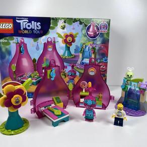 LEGO 41251 Trolls World Tour - Poppys Wohnblüte im Review