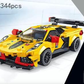 LEGO Speed Champions 2021 Corvette C8R | 76903 erstes Bild