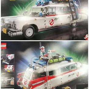 LEGO 10274 Ghostbusters Ecto erstes Bild! kommt 2020