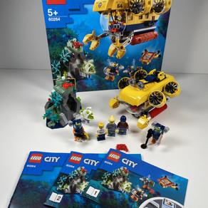 LEGO City 60264 Mini-U-Boot für Meeresforscher im Review