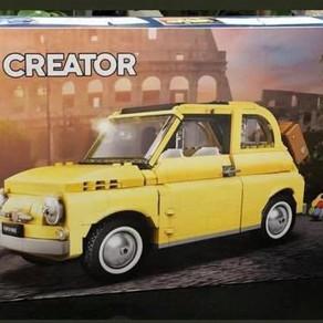 LEGO 10271 Creator Expert Fiat 500 Verkaufsstart Sonntag 1.März 2020