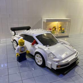 LEGO Speed Champions PORSCHE - Bereit für 8 Breit :-)