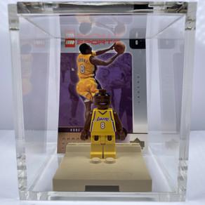 Kobe Bryant eine NBA Legende aus LEGO - wird teurer!