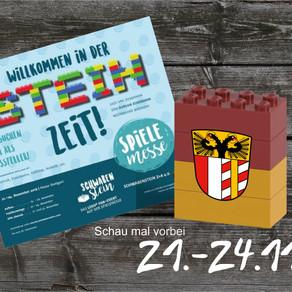 Schwabenstein 2019 - Das LEGO Fan Event auf der Spielemesse