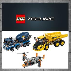 LEGO Technic 2020 Sommer Neuheiten  - Offizielle Bilder