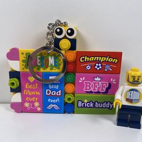 LEGO 853989 Jubel Taschenanhänger im Review