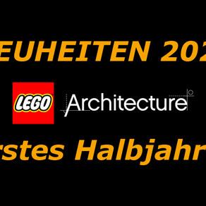 LEGO Architecture - Neuheiten (erstes Halbjahr) 2020