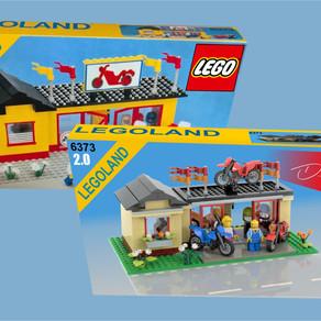 LEGO 6373 Motorradwerkstatt Remake 2.0 - Studio File Gratis