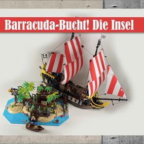 LEGO IDEAS 21322 - Schiff gebaut und die Insel?