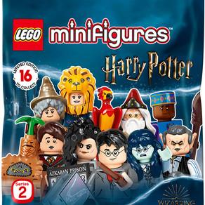 Harry Potter neue Minifiguren Serie  -  erstes Bild aufgetaucht!