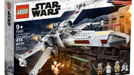 NEWS LEGO Star Wars 2021 - 7503 X-Wing Fighter - 75299 - 75300