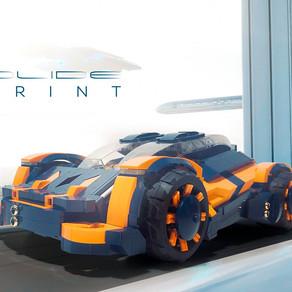 COLIDE SPRINT - LEGO IDEAS mit tollen Details - aus Kroatien kommt diese Idee