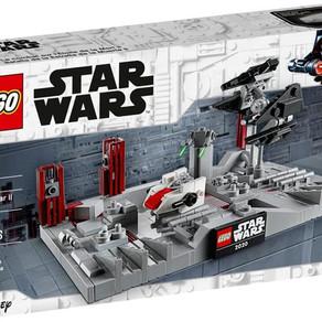 LEGO 40407 Star Wars - Death Star II Battle die  Bilder