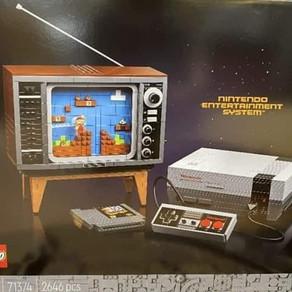 LEGO 71374 Die erste NES Nintendo Konsole aus LEGO