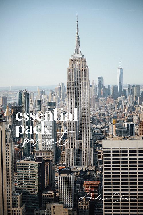 Essential preset pack