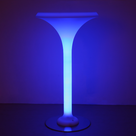 LED Thinpost Cocktail Table