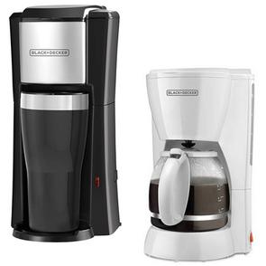 Black & Decker Coffee Makers