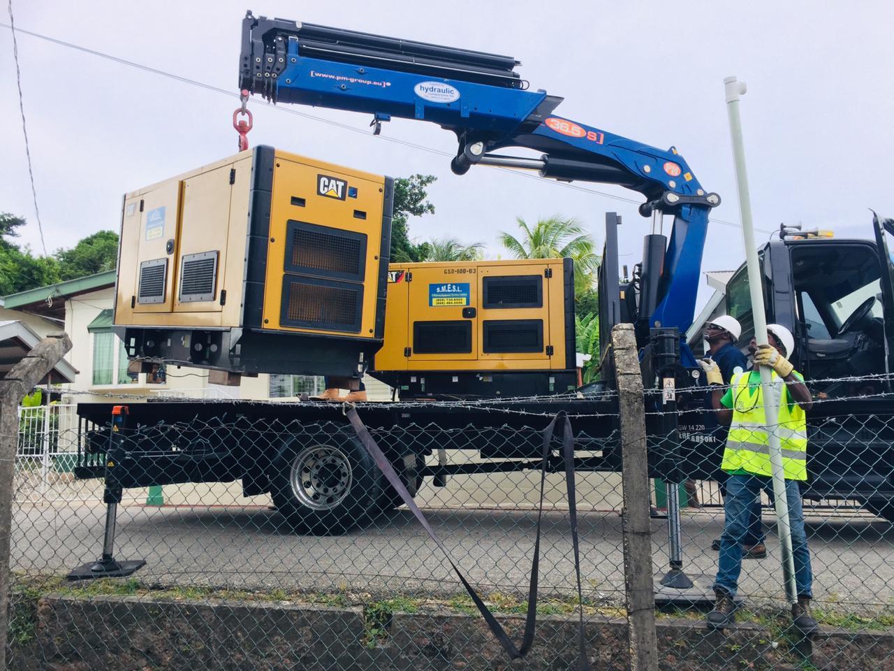 Hiab & Heavy Equipment Rental