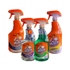 Mr. Muscle Products