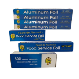 Mr. Save Aluminium & Food Service Foil