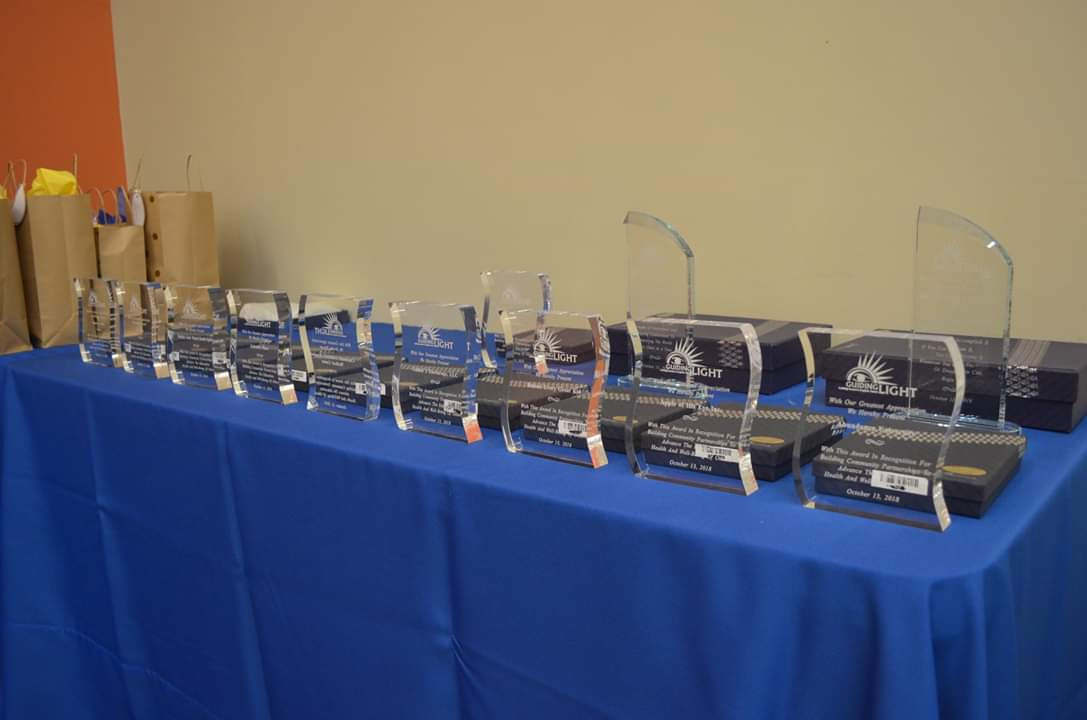 Awards for Honorees