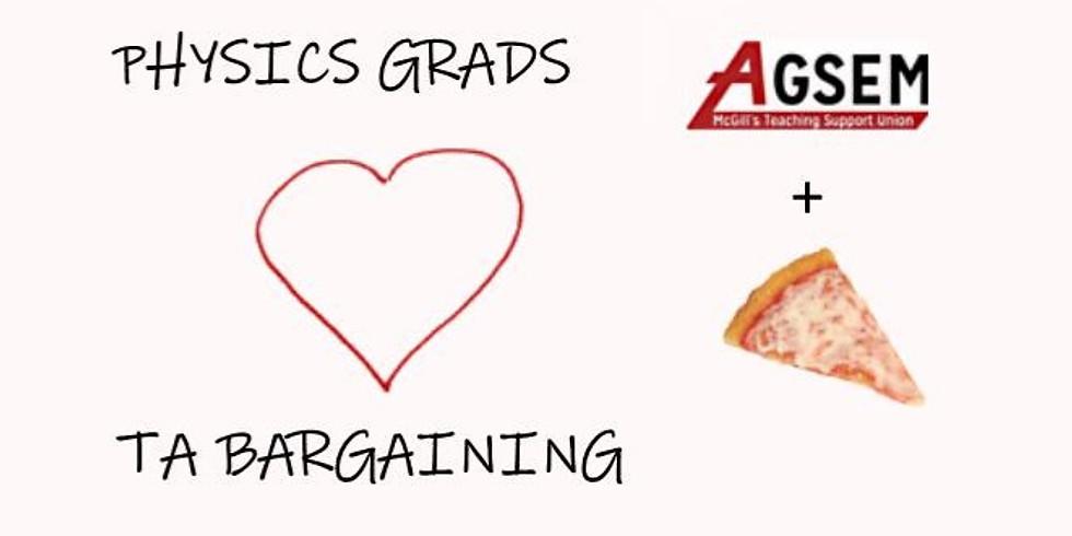 AGSEM at Physics