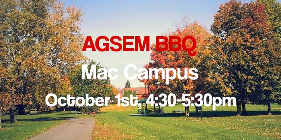 Macdonald Campus BBQ