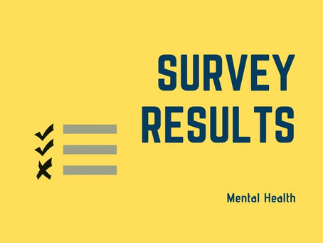 AGSEM Survey Results: Mental Health