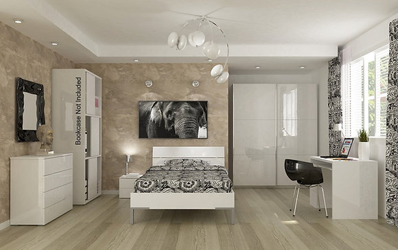Privilegio Single Bedroom (Full Set_2)