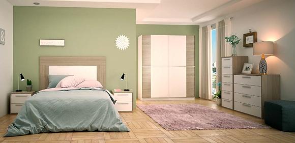 Nube Master Bedroom (Full Set)