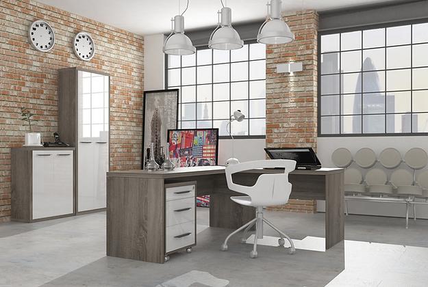 Disegno Office Furniture - Set (Truffle