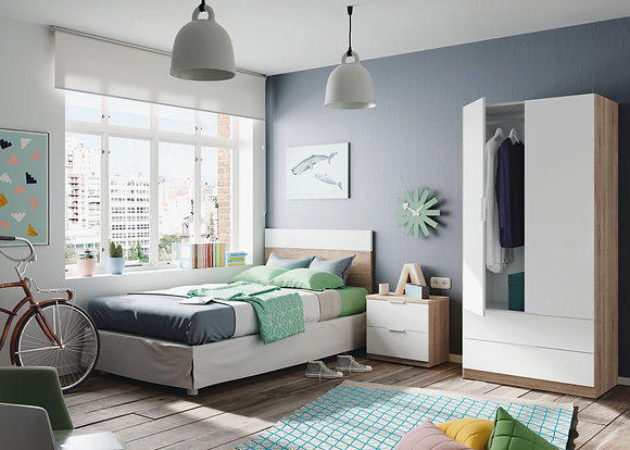 Luca Full Set Bedroom