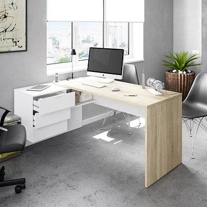 L-Shape Desk (Reversible)
