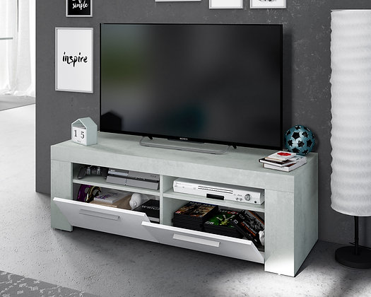 Ambit TV Unit - Cemento