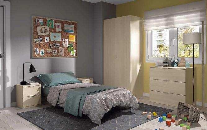 Low-Cost Bedroom (Full Set)